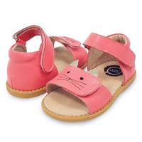 New Fashion Children Shoes Toddler Girls Sandals Kids Boys Genuine Leather Closed Toes