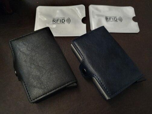 Porta documento e cartões Titular Cartão Crédito