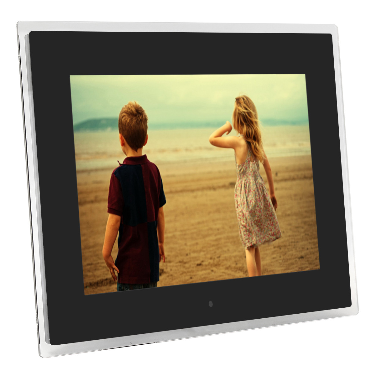 15 Black HD Digital Photo Frame 2GB SD Card USB MP3 Audio Video Photograph Hot Home Decor Photo High Definition