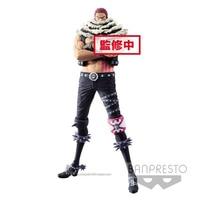 Original banpresto one piece king of artist the katakuri action figure PVC model Figurals Dolls