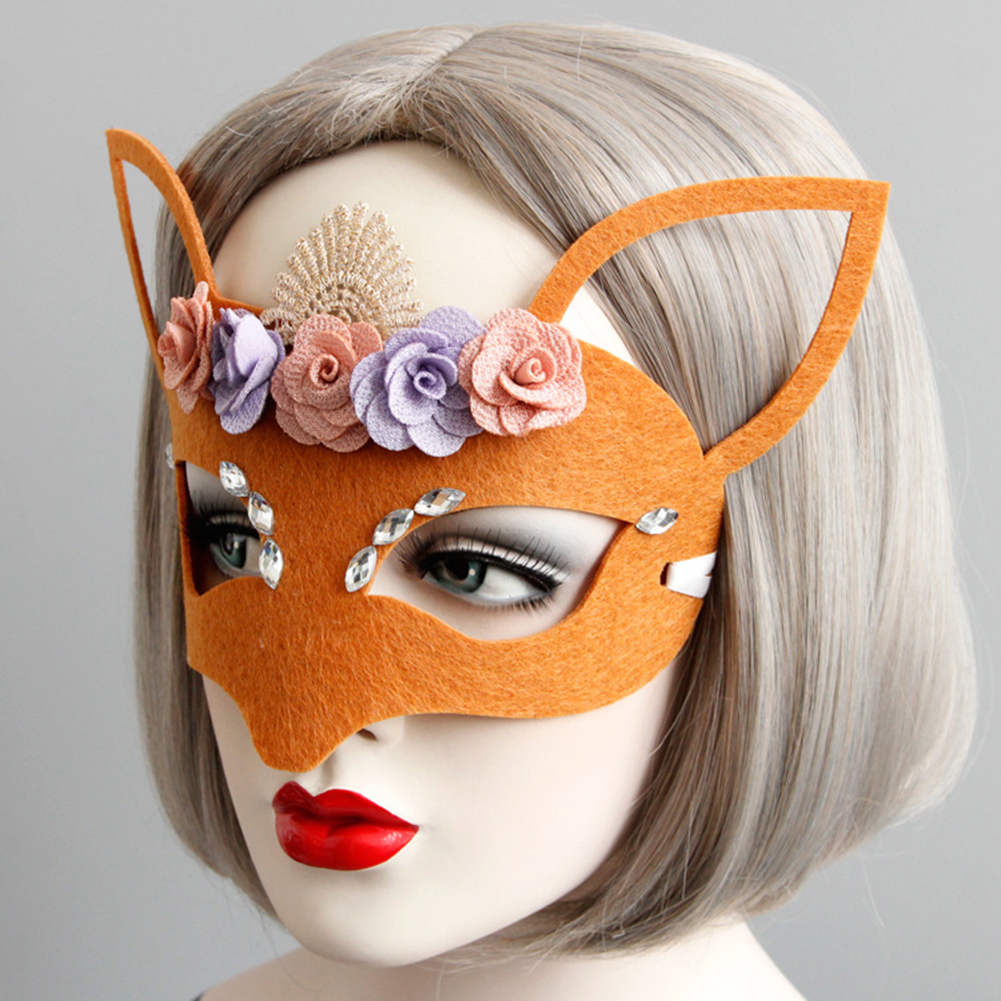 Popular Cute Masquerade Mask-Buy Cheap Cute Masquerade Mask lots ...