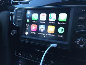 "Image 5 - AIDUAUTO For VW Golf 7 MK7 VII Passat B8 MQB Tiguan Carplay 6.5 "" MIB Radio 5GD035280B 5GD 035 280 B"