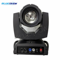 No tax custom by railway 230w Sharpy beam moving head light 230w 7r moving head led 230 light power In/out