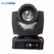 No tax custom by sea,230w Sharpy beam moving head light 7r stage light power In/out Lyre 5r LED