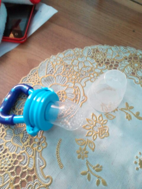 Etyakids™ Baby Fruit Feeder photo review