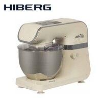 Food planetary mixer HIBERG MP 1040 DY Planetary mixer Stand mixer Kitchen machine Food processor Mixer with bowl