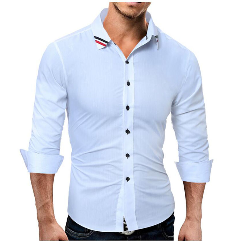 Compare Prices on Collored Shirts Mens- Online Shopping/Buy Low ...