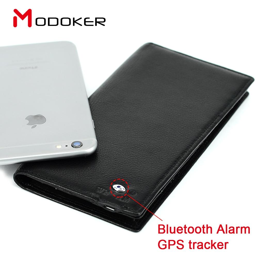 Bluetooth Smart Wallet GPS Finder Smart Wallet Mobile Card Holder