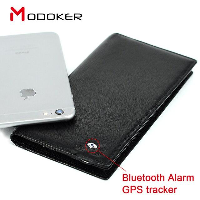 Bluetooth Smart Wallet GPS Finder Smart Wallet Mobile Card Holder-in