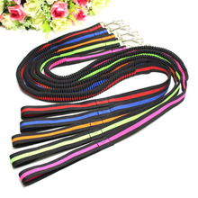 Large Dogs Cats Leash Elastic Pet Cat Puppy Dog Anti Dash Pull Lead 190cm Retractable for Collar
