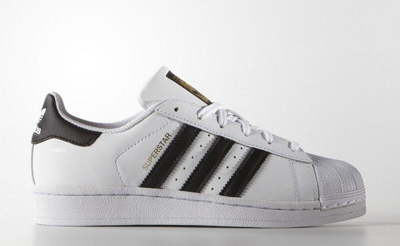 best website cd4ee ccacf Compra leather adidas shoes y disfruta del envío gratuito en AliExpress.com