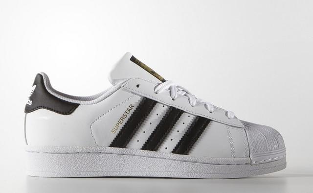 361de8abfa57 C77154 WHITE Boy Original adidas superstar shoes sneakers-in Running ...