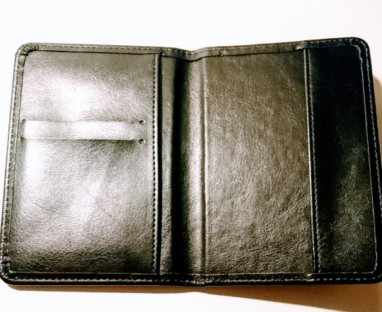 Unisex Passport Holder Protector Wallet Business Card Soft Passport Cover Card Wallet Tarjetero Hombre Paspoort Cover Monederos photo review