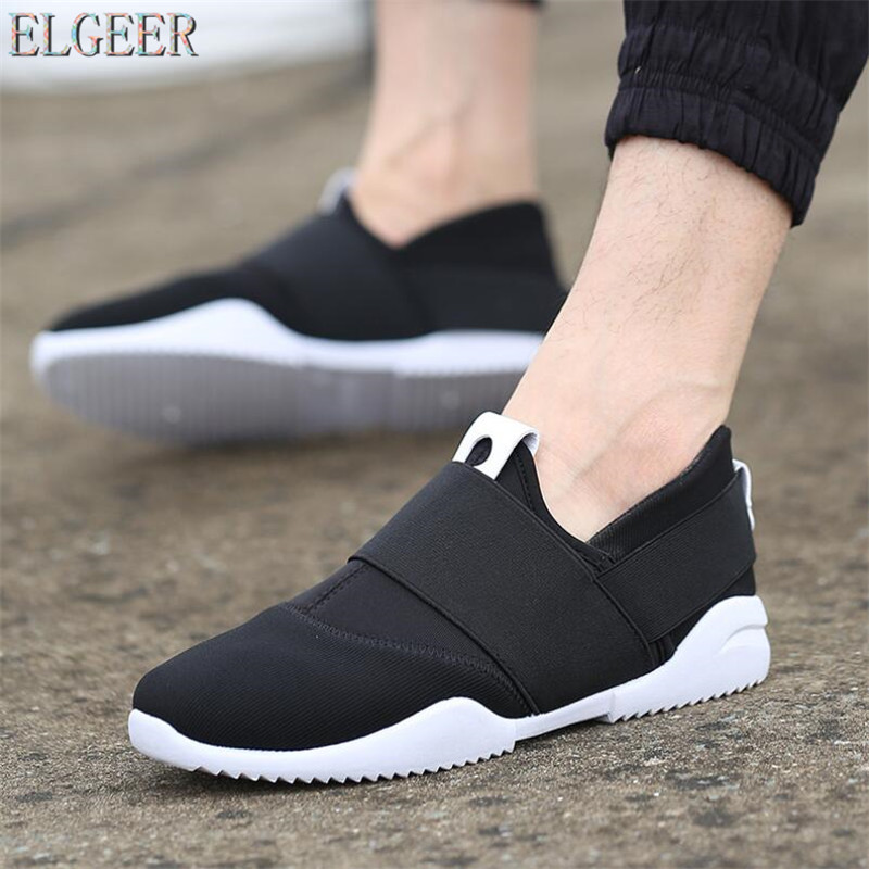 Spring/Autumn New models men shoes 2018 fashion comfortable youth casual shoes Male soft mesh design lazy shoes