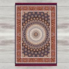 Ext tapis de prière moderne rétro marocain imprimé en 3d, musulman turc, avec pompon, antidérapant, cadeaux de laïd pour laïd du Ramadan