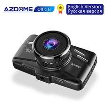 AZDOME M01 Dash Cam IPS Screen Car DVR Recorder Full HD 1080P Car Video Recorder