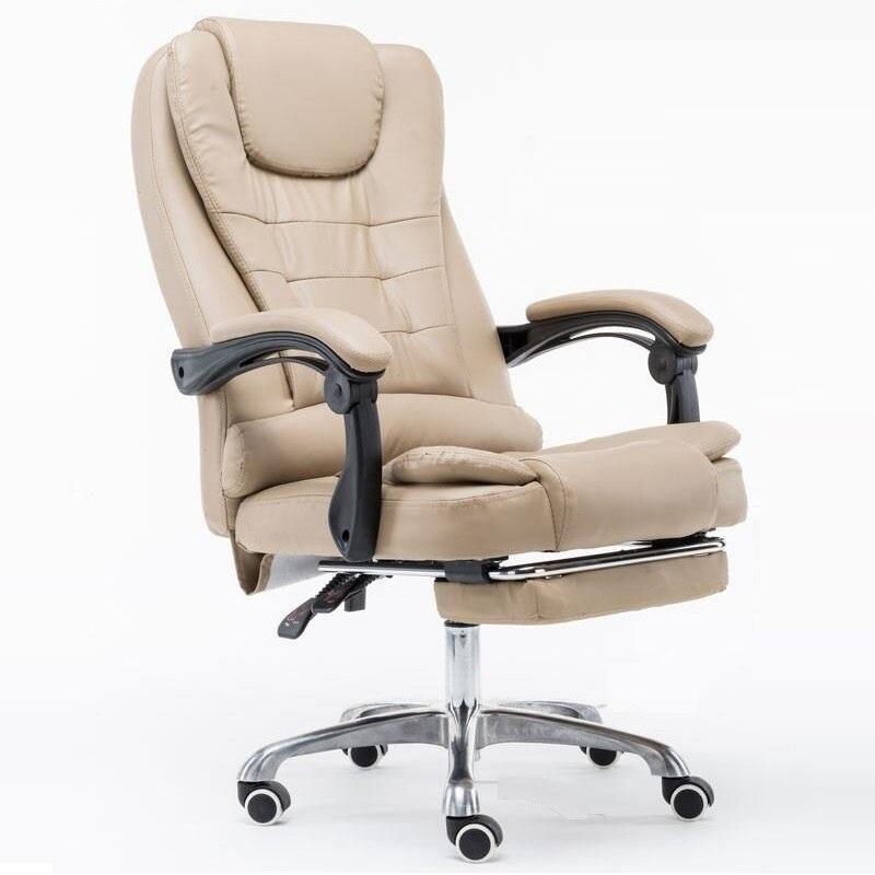 Sedia Ufficio Oficina Bureau Meuble Stoelen Gamer Cadir Fauteuil Armchair Leather Silla Gaming Cadeira Poltrona Office Chair