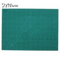 KiWarm A2 PVC Non Slip Double Printed Self Healing Cutting Mat Craft Quilting Scrapbooking Board Patchwork