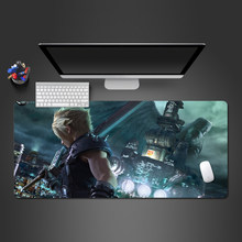 Final Fantasy Mouse Pad Best-selling Gamer Mousepad Player Gaming Mats Large Lock Side Mouse Pad PC Game Computer Desk Mats(China)