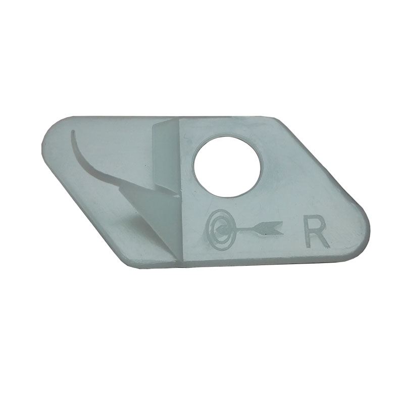 1pc Arrow Rest Plastic Recurve Bow Right Hand Black Color shooting accessoriesR