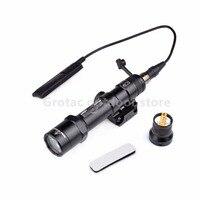 Element SF M600B Mini Scout Licht Für Taktische Waffe Taschenlampe LED licht Pistole Taschenlampe Mit Fernbedienung Schwanz Schalter Waffenlichter Sport und Unterhaltung -