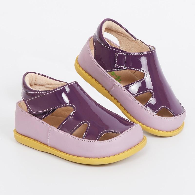 Tipsietoes 2019 Novos de Verão para Crianças Sapatos Da Moda Meninas Da Criança Sandálias De Couro Crianças Borboleta com o Apoio Do Arco