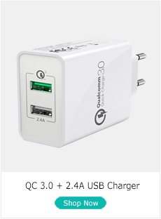 USB 3.0 + 2.4A usb charger