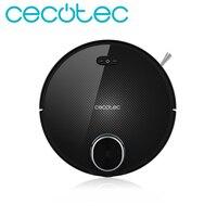 Cecotec робот пылесос Conga серии 3090 умный и мощный для дома с лазером iTech 360 приложение плановый путь