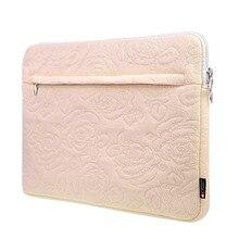 13 Inch Feminine Neoprene Laptop Zipper Sleeve bag case pouch for Ultrabook Chromebook Macbook Air/Pro/Pro Retina