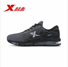 XTEP 2018 New Hot men's Running sport outdoor Breathable Air Sole shoes sneakers for Men free shipping цена