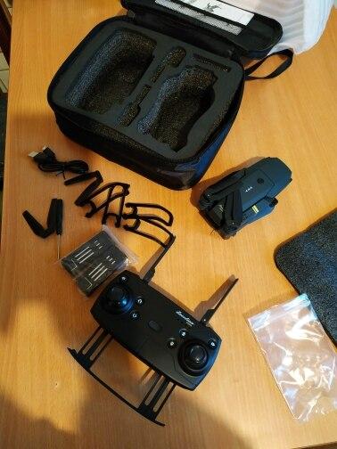 EACHINE E58 WIFI FPV photo review