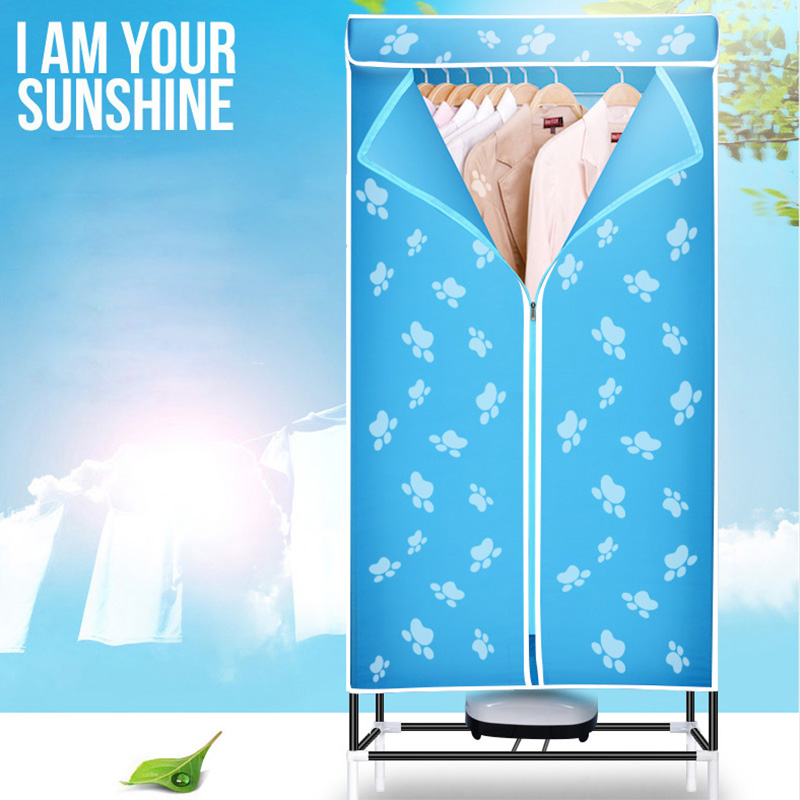 ITAS2104 heating and drying machine double cloth drying machine moisture-proof clothes for children Household cloth dryer полотенце для ванной karo diamant quelle quelle 219839