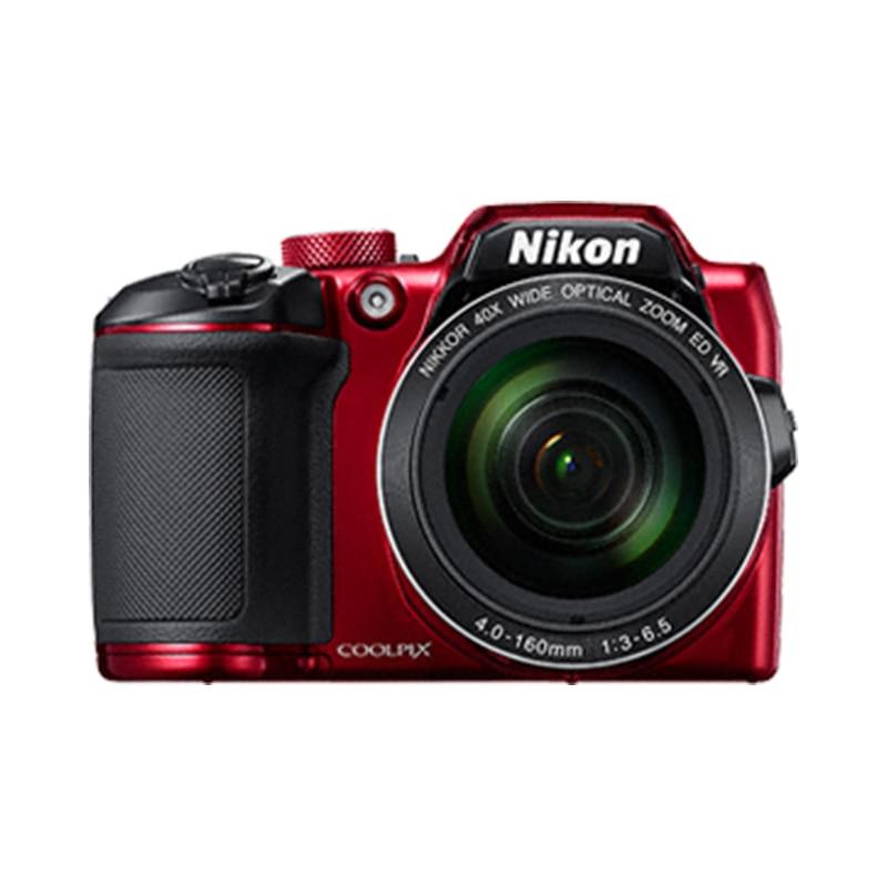 Mirrorless System Camera Nikon CoolPix B500 фотокамера цифровая nikon coolpix b500 rd