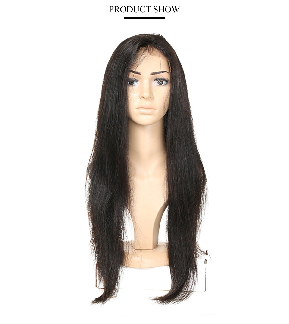 Lace Wigs Brazilian Remy Jerry Curly Full Lace Human Hair Wigs With Baby Hair Dentelle Natural Color Wig Real Hair Zing Silky Hair Vendors