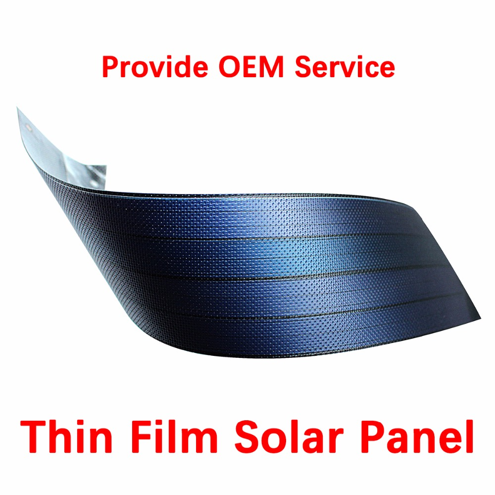 Flexible Solar Panel Thin Film Solar Panel DIY Battery Charger Photovoltaic Solar Cells squishy toys Waterproof light thickness 2018 autumn winter children dress infant baby clothes dress for girl clothing princess party christmas dresses kids cotton dress