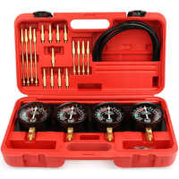 Conjunto sincronizador de carburador al vacío profesional Universal para herramientas de reparación de automóviles y motocicletas