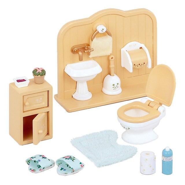 Набор Sylvanian Families Туалетная комната