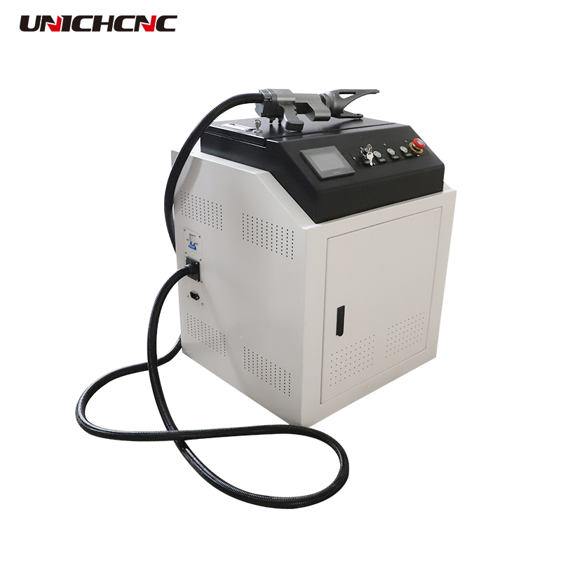 Fiber Laser Cleaning Machine For Metal Rust