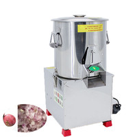 BEIJAMEI Stainless Steel Electric Food Chopper Vegetable Equipment Vegetable Stuff Chopping Cutting Machine For Sale