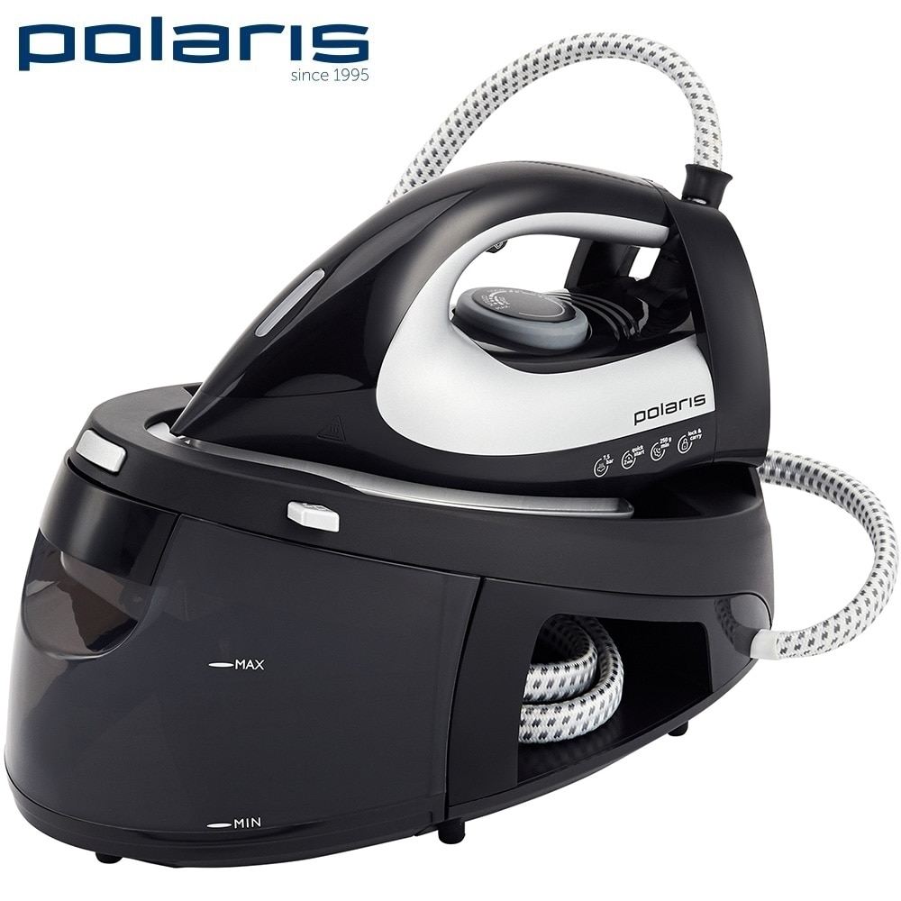 лучшая цена Steam Generator Polaris PSS 7505 K Handheld Steamer for clothes Steam generator for home Steam Cleaner Home appliances Steamer