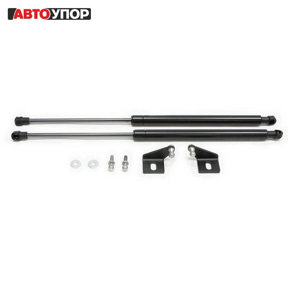 цена на For Hyundai Creta 2016-Stops gas shock absorbers Hood 2 pcs/set AutoUpor UHYCRE012
