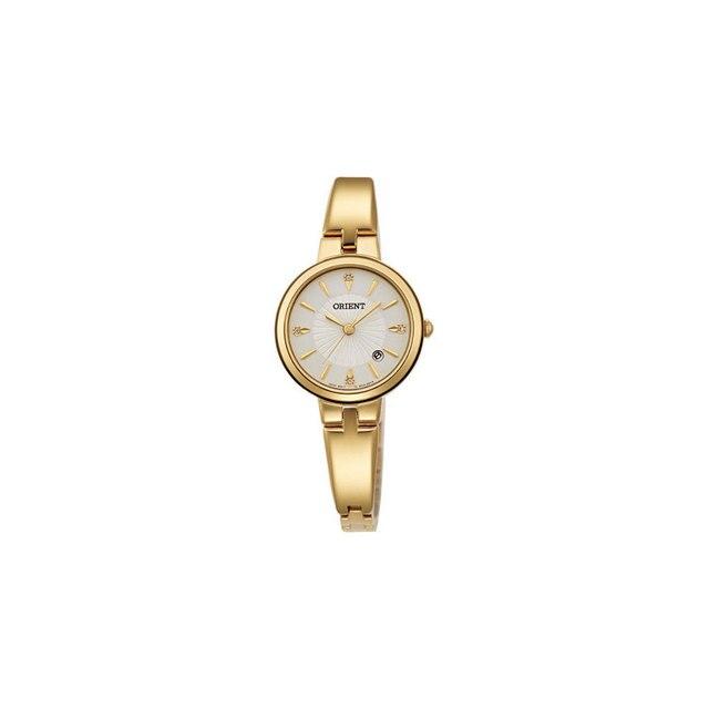 Наручные часы Orient SZ40003W женские кварцевые