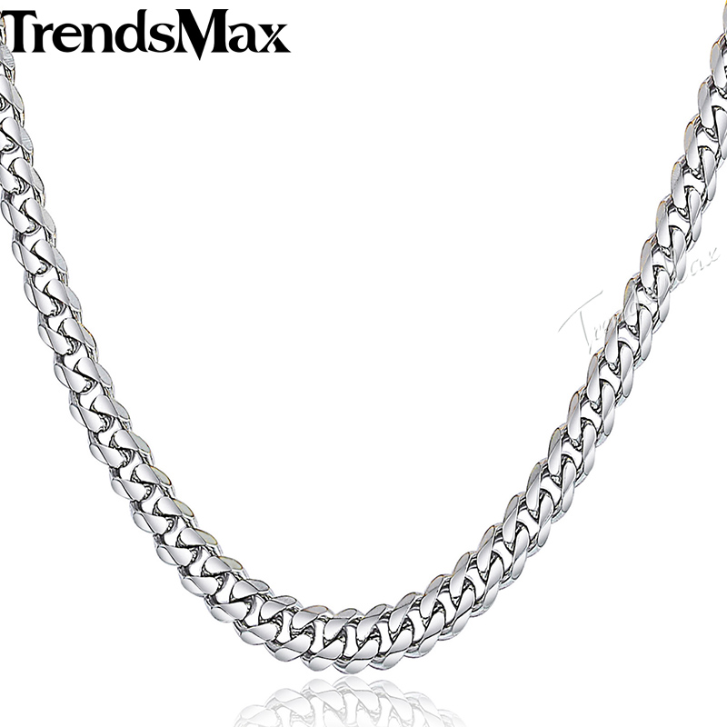 Aliexpress Com Buy Trendsmax Men S Necklace Stainless