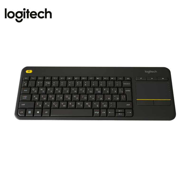 лучшая цена Wireless Keyboard Logitech K400 Plus Officeacc