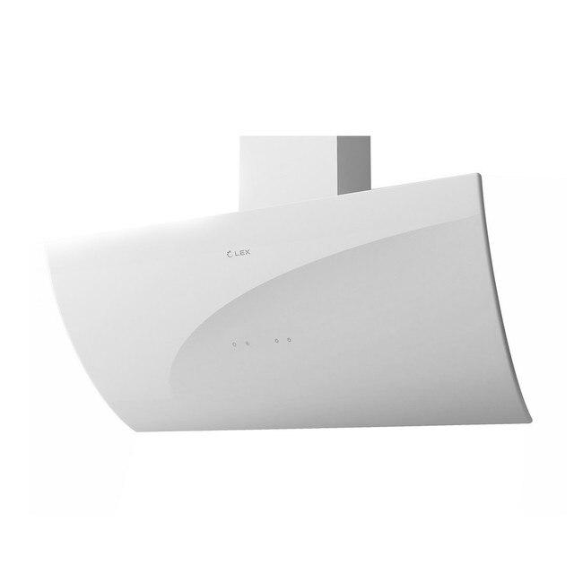 Кухонная вытяжка LEX PLAZA 900 WHITE