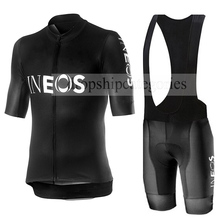 New Pro Team INEOS Cycling jersey 2019 Maillot ropa ciclismo hombre Jersey Men Summer Bike mens cycling clothing