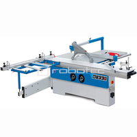 European standard ! factory price RT-6128 sliding table panel saw machine with CE/computer table panel saw