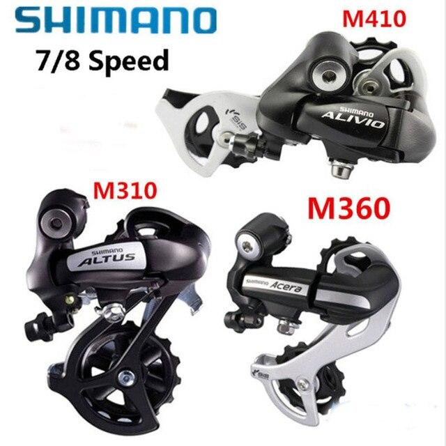 SHIMANO Bicycle Derailleur Bike Parts RD-M280 M310 M360 M410 bicycle bike Riding Cycling MTB 8/24speed Bike Rear Derailleur