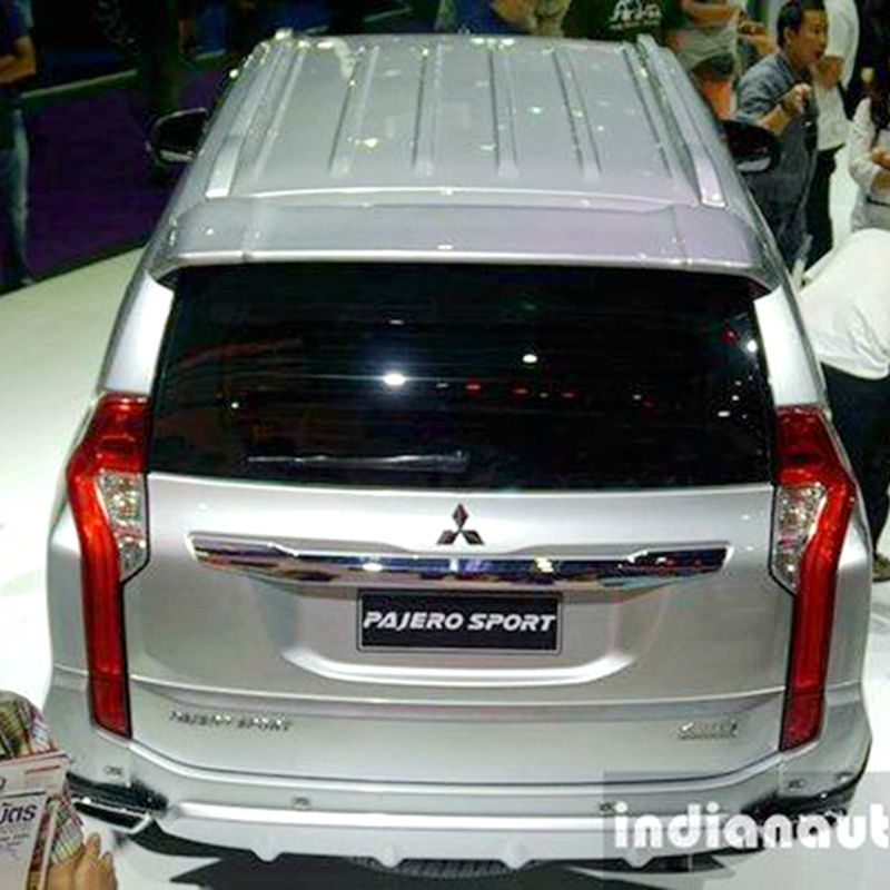 For mitsubishi pajero sport Spoiler ABS Material Car Rear Wing Primer Color Rear Spoiler For pajero sport Spoiler 2016+ for lancer spoiler evo abs material car rear wing primer color rear spoiler for mitsubishi lancer evo spoiler 2010 2014