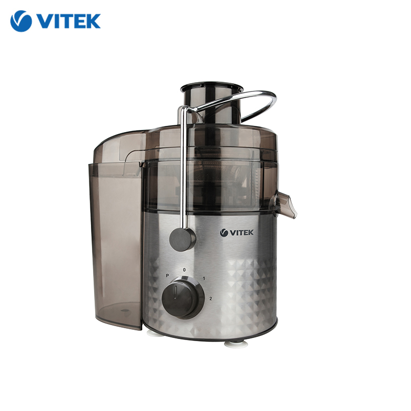 Juicer Vitek VT-3658 electric set centrifugal соковыжималка vitek vt 3658 st